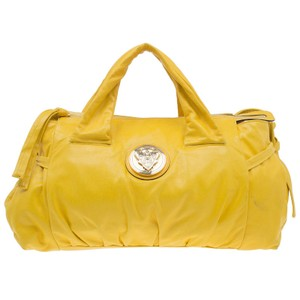 Gucci Satchel in Yellow