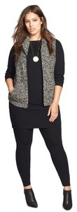 Eileen Fisher Shawl Collar Full-zip Sweater