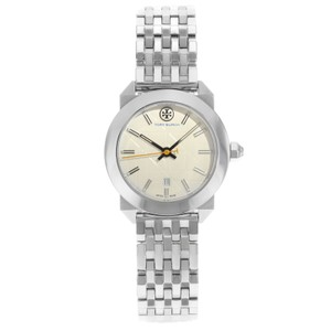 Tory Burch Tory Burch Whitney Cream Dial Stainless Steel Ladies Watch TB8001
