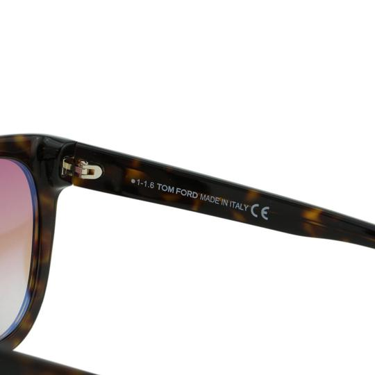Tom Ford New Tf Arabella Ft-511 Women Crossover Infinity Butterfly Sunglasses