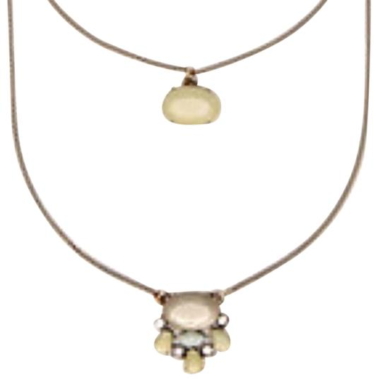 Preload https://img-static.tradesy.com/item/24074409/ann-taylor-loft-double-strand-pendant-necklace-0-1-540-540.jpg