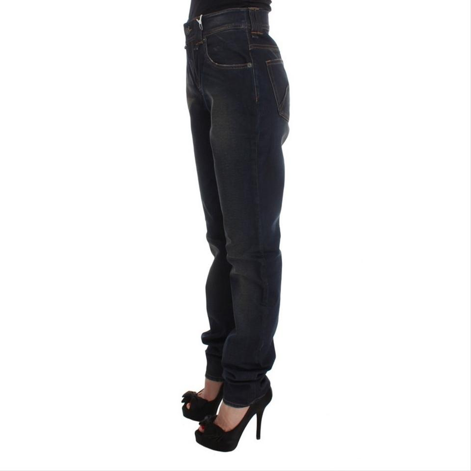 women xs cotton blend jeans