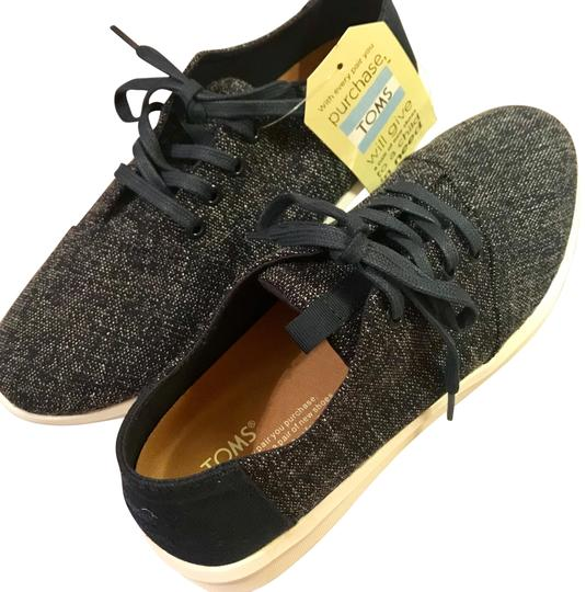 TOMS Navy Blue Athletic
