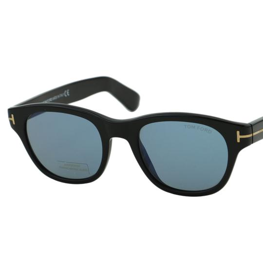 Tom Ford New TF O'keefe FT-530 Wayfarer Barberini Glass Lenses Sunglasses 51mm
