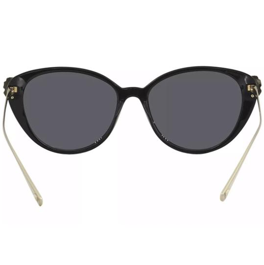 Versace Versace Women's VE4351B VE/4351/B GB1/87 Black Fashion Cat Eye Sunglasses