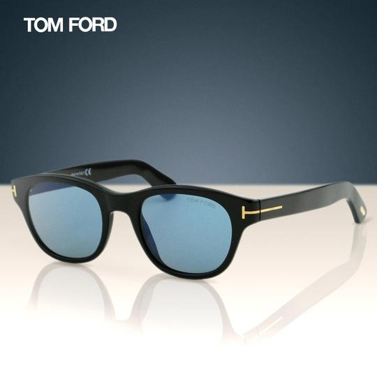 Tom Ford New Tf O'keefe Ft-530 Wayfarer Barberini Glass Lenses 51mm Sunglasses