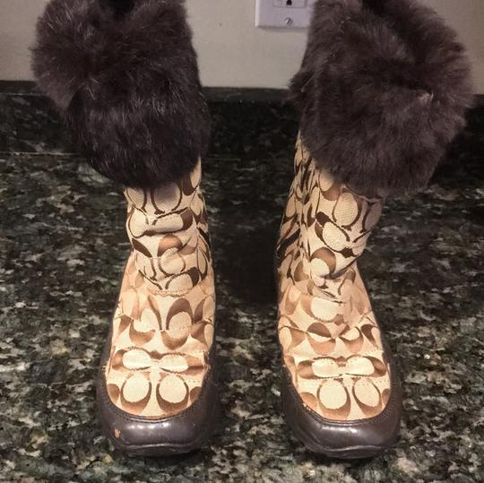 Coach 1941 brown Boots