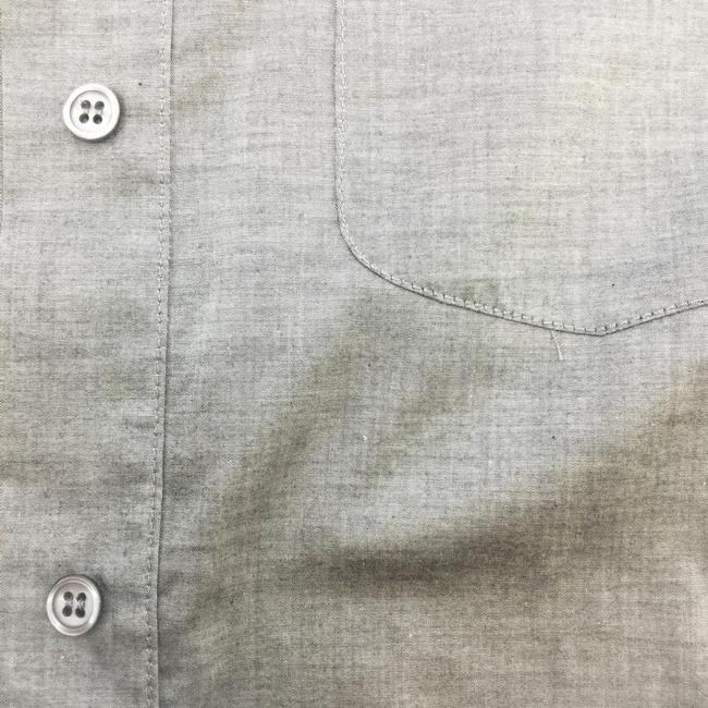 MILLY Button Down Shirt Grey