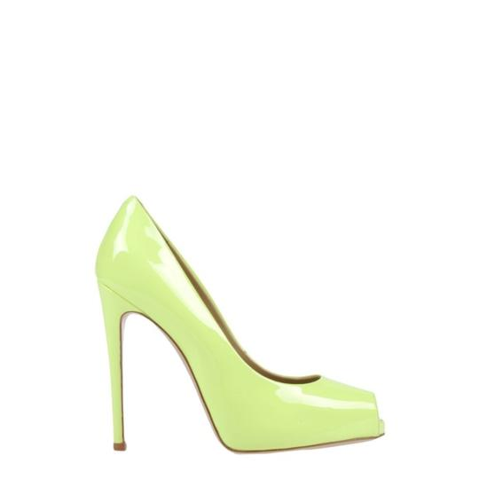 337ccd33ff5 Green Yellow New Pumps