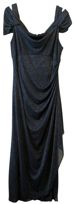 Preload https://img-static.tradesy.com/item/24074777/alex-evenings-pewter-cold-shoulder-draped-metallic-gown-long-cocktail-dress-size-12-l-0-1-650-650.jpg