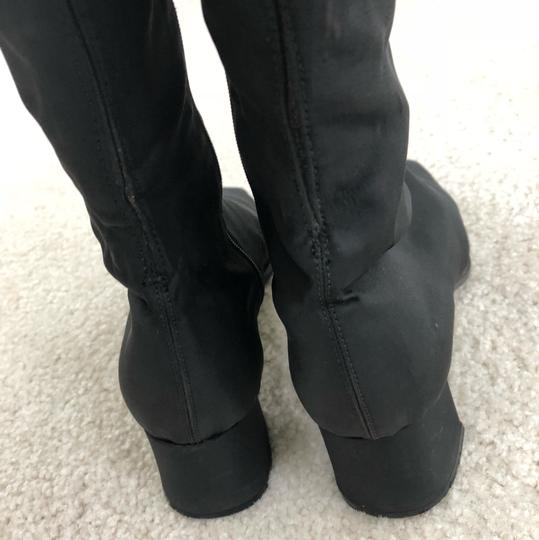 Moschino black Boots