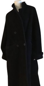Max Mara Alpaca Long Winter Trench Coat