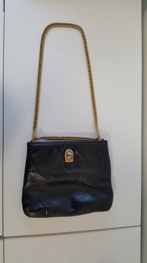 Ruth Saltz Vintage Leather Convertable Cross Body Bag