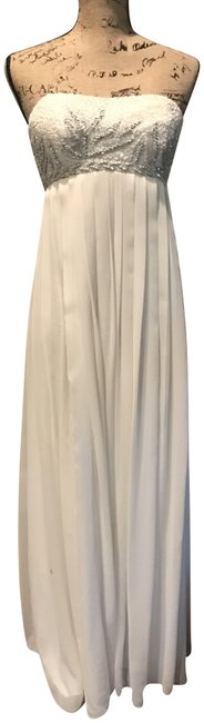 Preload https://img-static.tradesy.com/item/24074870/aidan-mattox-white-maxi-silver-beaded-gown-worn-once-stains-long-formal-dress-size-6-s-0-1-650-650.jpg