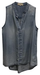 Cloth & Stone Button Down Shirt Chambray - item med img