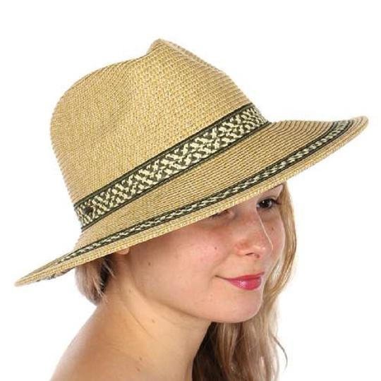 Preload https://img-static.tradesy.com/item/24074897/beige-new-geometric-band-fedora-with-adjustable-string-hat-0-0-540-540.jpg