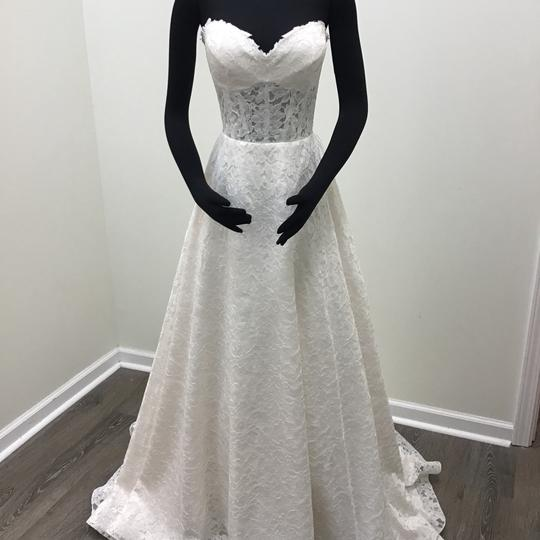 Preload https://img-static.tradesy.com/item/24074903/paloma-blanca-naturalpearl-organza-lace-illusion-lace-style-4738-formal-wedding-dress-size-10-m-0-0-540-540.jpg