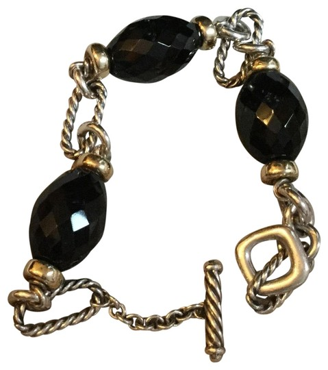 Preload https://img-static.tradesy.com/item/24074977/david-yurman-onyx-bracelet-0-1-540-540.jpg