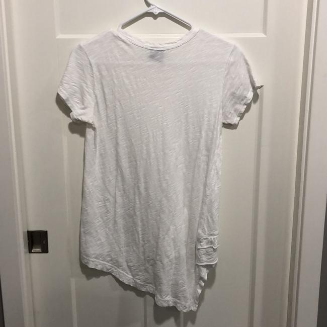 Anthropologie T Shirt white