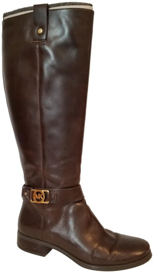 Preload https://img-static.tradesy.com/item/24075095/michael-michael-kors-dk-coffee-charm-riding-tall-leather-bootsbooties-size-us-9-regular-m-b-0-1-540-540.jpg