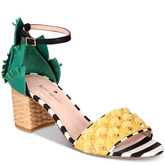 Kate Spade yellow and green Formal