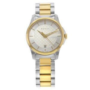 Gucci G-Timeless YA126531 Two Tone Ladies Watch