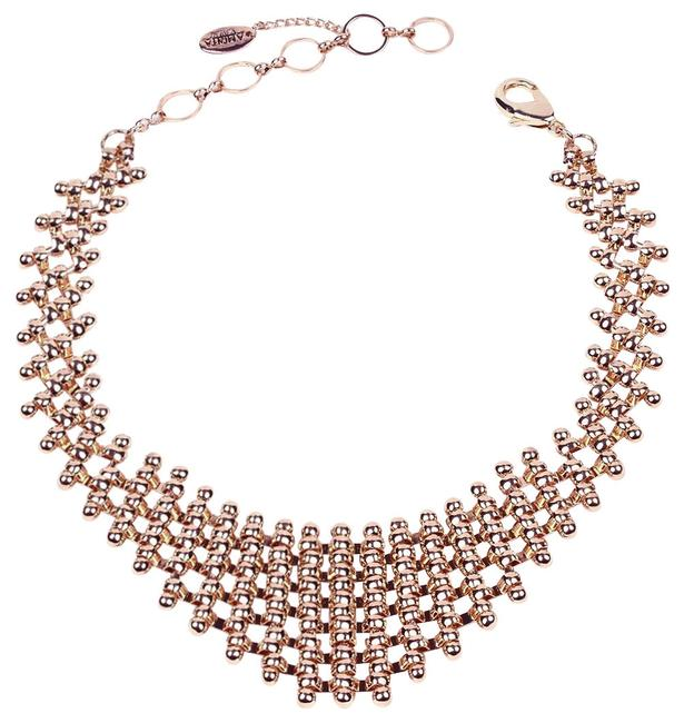 "Item - Rose Gold Chain Link 12""-16"" Necklace"