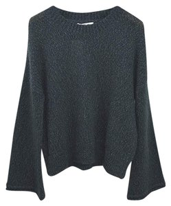 10 Crosby Derek Lam Wool Fall Winter Longsleeve Yarn Sweater