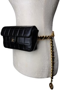 Chanel Fanny Pack Vintage Rare Limited Edition Limited Edition Cross Body Bag