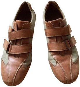Paul Green Leather brown Flats