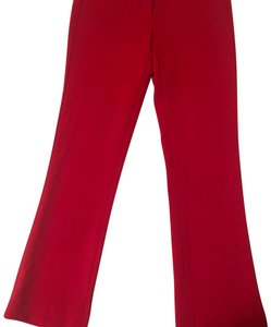 Mauro Grifoni Straight Pants red