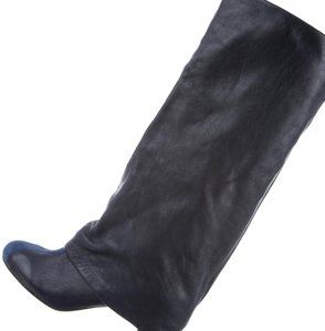 See by Chloé navy Boots
