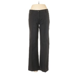 Kenneth Cole Boot Cut Pants Charcoal