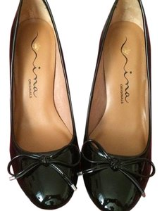 Nina Ricci Black Pumps