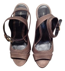 Elie Tahari Brown Sandals