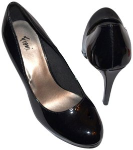 Fioni Platform Heels High Heels Unworn Heels Black Pumps