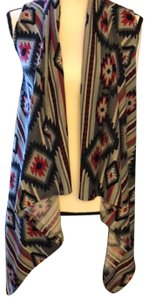 Ambiance Apparel Aztec Sweater Flyaway Trendy Cardigan