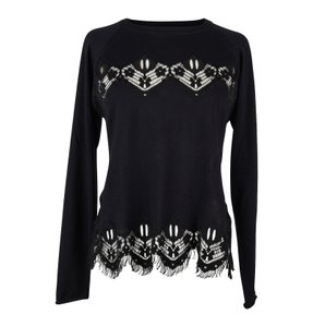 Chloé Knit Lace Sweater