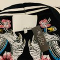 3.1 Phillip Lim Bomber Embroi Embroidered Multi Colored Jacket Image 8