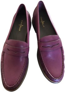 Cole Haan Purple Flats
