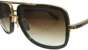 60b89f25ab9 Dita 18k Gold-black Brown Gradient Lens-b Men s Mach-one Drx-2030b ...