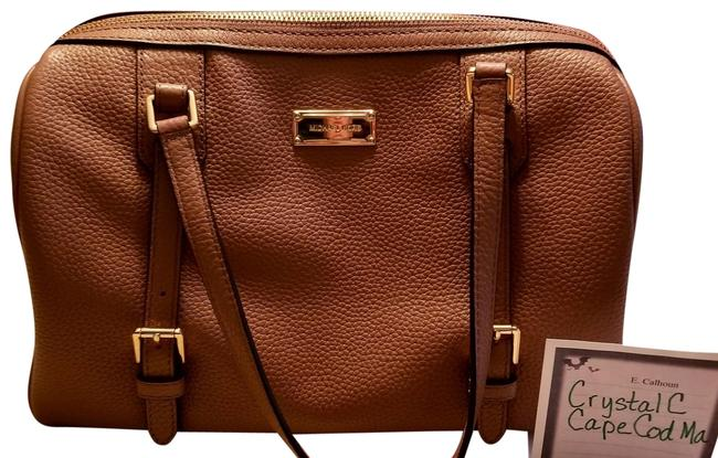 Item - Bedford Dusty Rose Leather Satchel