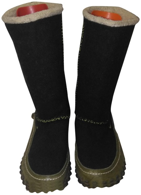 Item - Brown/Olive Green 329979-021 Boots/Booties Size US 11 Regular (M, B)
