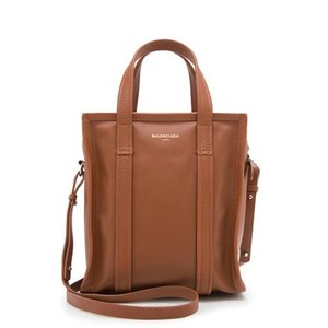 Balenciaga Tote in Tan/Brown
