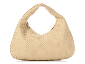 Bottega Veneta Bv.p0905.03 Braided Anthracite Woven Reduced Price Hobo Bag