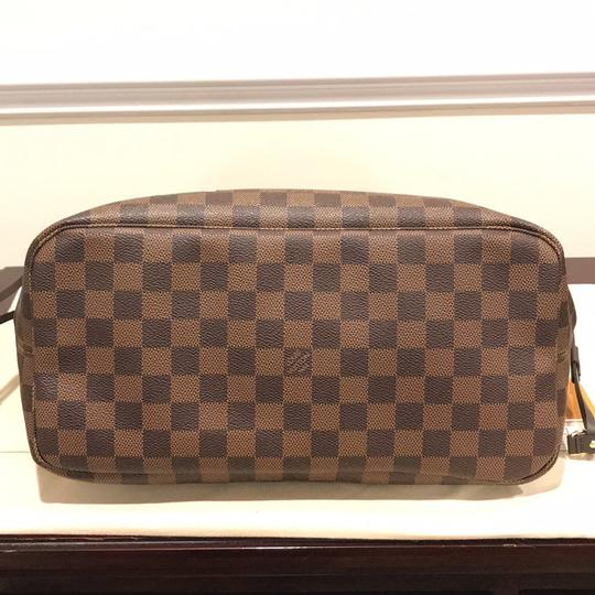 Louis Vuitton Limited Edition Neverfull Mm Patches Neverfull Mm Patches 2018 Patches Collection Tote in Damier Ebene Image 8
