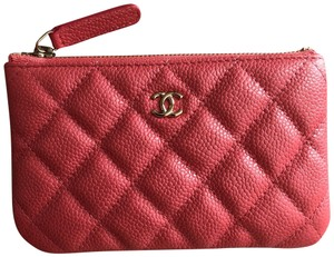 Chanel Chanel Small O-Case Cosmetic Pouch