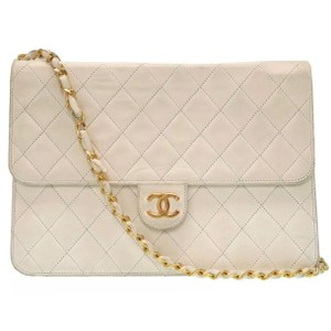 Chanel Vintage Wallet On Chain Clutch Travel Wedding Shoulder Bag