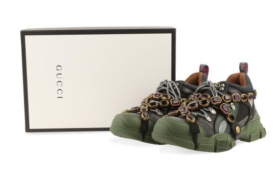 Gucci Green Athletic Image 11