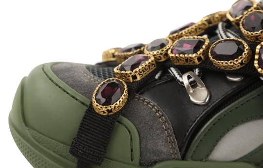 Gucci Green Athletic Image 6